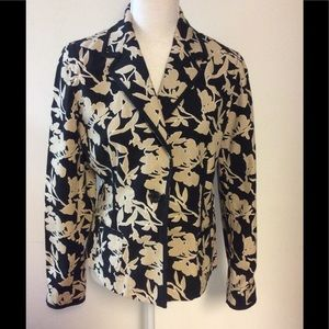Beautiful Petite Liz Claiborne Jacket Size 14